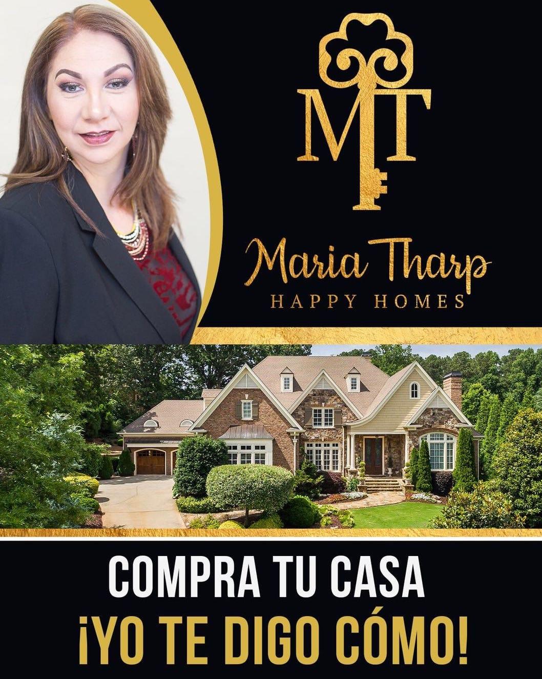 Compra tu Casa Yo te Digo como Soy Maria Tharp