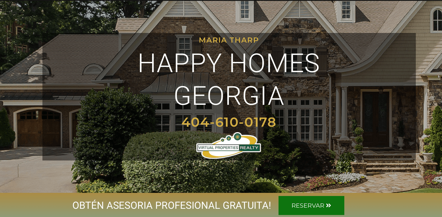 Maria Tharp Realty Georgia